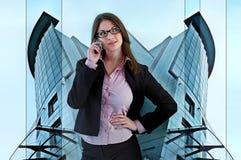 Secretária Foto de Stock