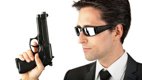 Secret Agent Stock Images