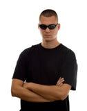 Secret agent Royalty Free Stock Image