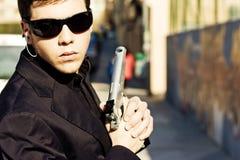 Secret agent Stock Photos