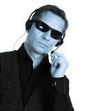 The secret agent. Secret service Stock Photos