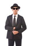 Secret agent Stock Images