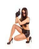 Secret agent Royalty Free Stock Photos