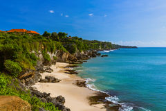 Secret Beach - Bali Indonesia Royalty Free Stock Images