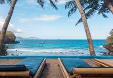 Secret Beach Royalty Free Stock Photo