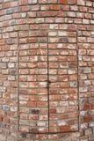 Secret brick door Royalty Free Stock Photos