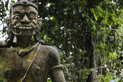 Secret buddha garden koh samui thailand Stock Photos