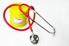 secret d'ingrédient de la bonne santé 2 image libre de droits
