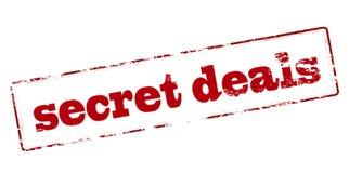 Secret deals Stock Images