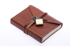 Secret Diary Royalty Free Stock Photography