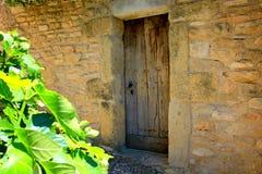 Secret Door Stock Photography