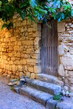 Secret Door Stock Photo