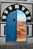 Secret door Stock Images