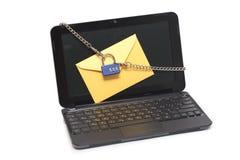 Secret Email Stock Image