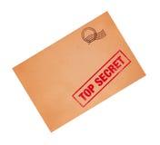 Secret files Royalty Free Stock Photography