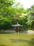 The Secret Garden of Changdeok Palace Stock Photos