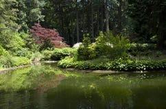 Secret garden royalty free stock photography