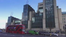 Secret Intelligence Service MI6 Building 15th january 2016