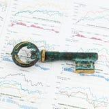 Secret key Royalty Free Stock Photos
