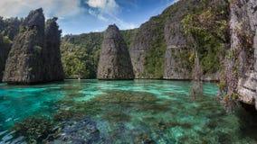 Secret Lagoon at Balbulol 02 Stock Image
