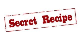 Secret recipe Royalty Free Stock Photos