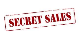 Secret sales Stock Photo