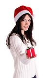 Secret Santa Royalty Free Stock Photography