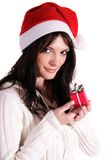 Secret Santa Royalty Free Stock Photo