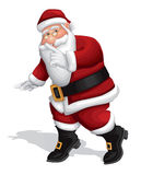 Secret Santa 2 Royalty Free Stock Image