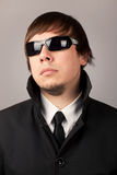 Secret Service Agent Stock Photography