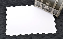 Secret of Success Note with copy space Stock Photo