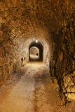 Secret tunnel in Castle Kufstein - Austria Royalty Free Stock Image