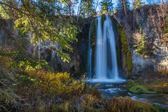 Secret Waterfall stock photography