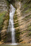 Secret waterfall Royalty Free Stock Images