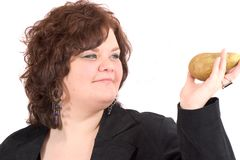 The secret of weightloss Stock Photography
