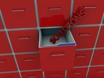 Secret word Stock Photo
