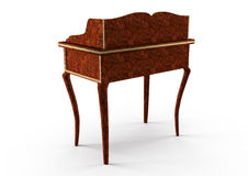 3d secretaire Royalty Free Stock Images