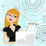 Secretaria libre illustration
