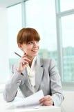 Secretary Stock Image