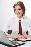 Secretary Royalty Free Stock Photography