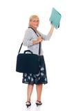 Secretary, businesswoman Stock Photos