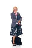 Secretary, businesswoman Royalty Free Stock Photos