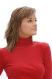 Secretary / Marketing Girl Stock Photography