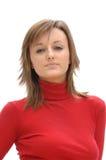 Secretary / Marketing Girl Royalty Free Stock Image