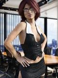 The secretary Stock Image