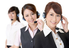 Secretary team Stock Images