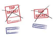 Secreto stock de ilustración
