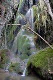 Secreto de la cascada Foto de archivo