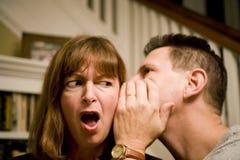 Secrets intimes : Si vous pas, je le dirai Photo libre de droits