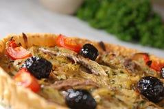 Secteur à angles d'oignon et d'olive Image libre de droits